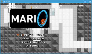 mari0-menu